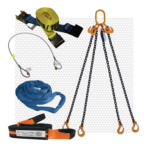 Lifting, Rigging & Tie Down