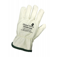 ANSI A4 Cut FR Leather Drivers Style Gloves