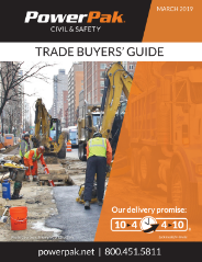 Trade buyers' guide